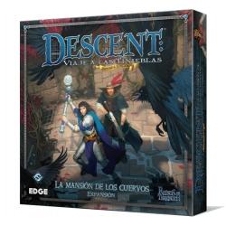 Descent- Segunda Edición : La Mansion De Los Cuervos