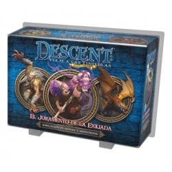 Descent- Segunda Edición : El Juramento De La Exiliada