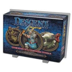 Descent- Segunda Edición : Guardianes De La Fortaleza Interior