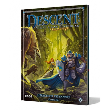 Descent: Blood Heirs expansion with new campaign