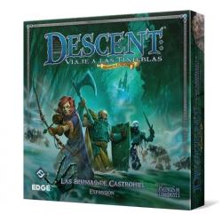 Descent: The Mists of expansion Castrohiel second edition Descent