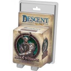 Descent: Ardus Ix'Erebus lugarteniente el soldado eterno