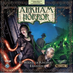 Arkham Horror: Kingsport Horror - Expansion De Juego