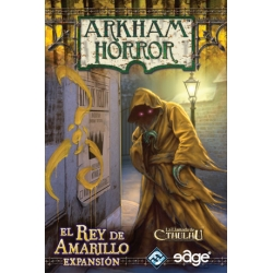 Arkham Horror: El Rey De Amarillo - Expansion