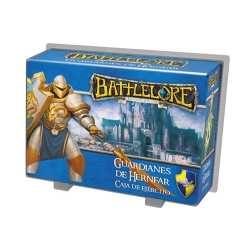 Battlelore: Guardians of Hernfar expansion for basic table game