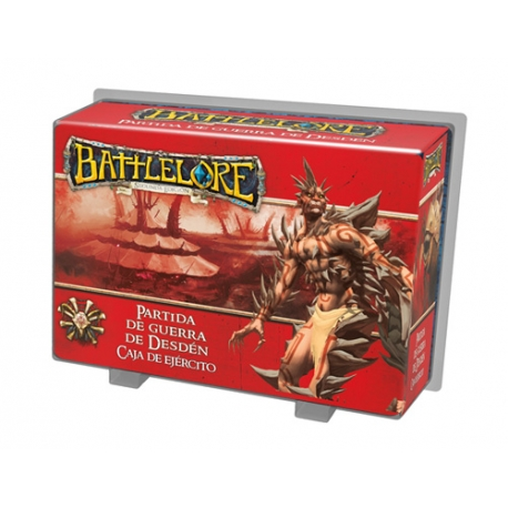 Battlelore: Warband of Disdain expansion for basic table game