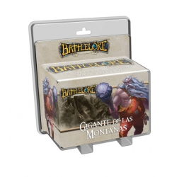 Battlelore: Giant of Mountains expansion for basic table game