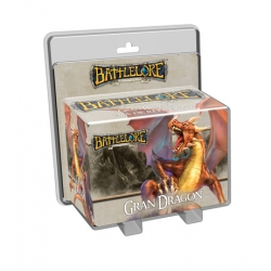 Battlelore: Great Dragon expansion for basic table game