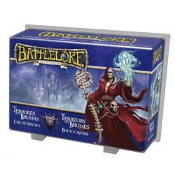 Battlelore: Terrors of Mists expansion for basic table game