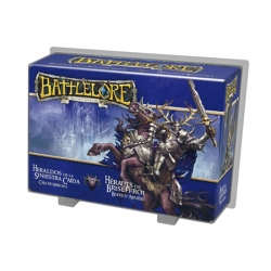 Battlelore: Harbingers of the Dark Fall expansion for basic table game