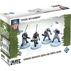 Special Ops Rangers expansion for basic game Dust Tactics