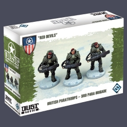 Red Devils expansion for basic game Dust Tactics