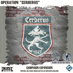 Operation Cerberus expansión para juego básico Dust Tactics