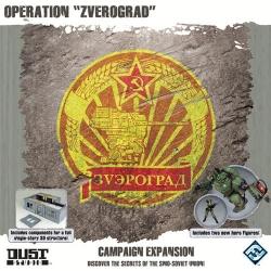Operation Zverograd expansión para juego básico Dust Tactics