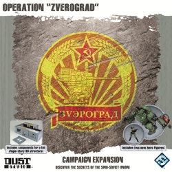 Operation Zverograd expansion for basic game Dust Tactics
