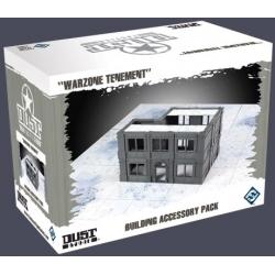 Expansión de Edificios Accesorios para juego básico Dust Tactics