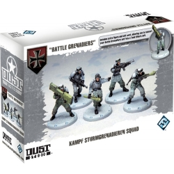 Battle Grenadiers expansion for basic game Dust Tactics