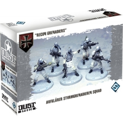 Recon Grenadiers expansion for basic game Dust Tactics