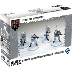 Special Ops Grenadiers Expansion for Basic Game Dust Tactics