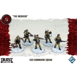 Command Squad - Medvedi expansion for basic game Dust Tactics