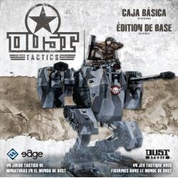 Dust Tactics juego de batallas con miniaturas y tableros en 3D