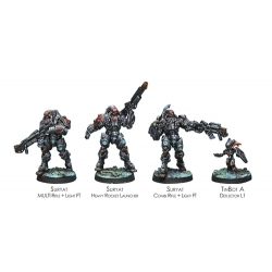 EJERCITO COMBINADO - SURYATS ASSAULT HEAVY INFANTRY