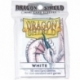 DRAGON SHIELD SMALL SLEEVES - WHITE (50 SLEEVES)