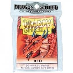 FUNDA YUGI DRAGON SHIELD RED (50)