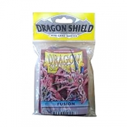 DRAGON SHIELD SMALL SLEEVES - FUSION (50 SLEEVES)