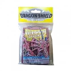DRAGON SHIELD SMALL SLEEVES - FUSION (50 SLEEVES)