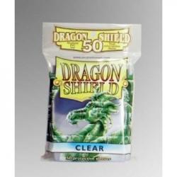 FUNDA STANDARD DRAGON SHIELD CLEAR (50)