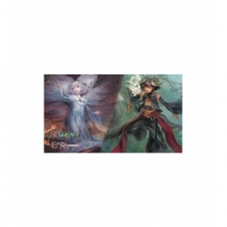PLAYMAT FORCE OF WILL BATTLE FOR ATTORACTIA