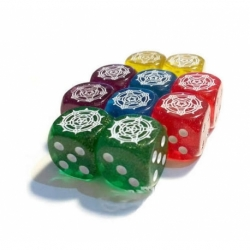 DICE SET 10 FORCE OF WILL