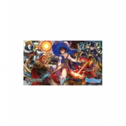 PLAYMAT FORCE OF WILL CURSE OF FROZEN CASKET