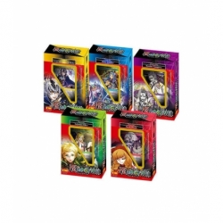 DISPLAY PACKS FORCE OF WILL BLOQUE LAPIS (5)