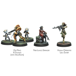 INFINITY - DIRE FOES MISSION PACK 6 DEFIANT TRUTH