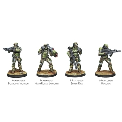 ARIADNA - MARAUDERS, 5307th RANGER UNIT