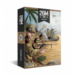 2GM TACTICS WARGAME EXPANSION ITALY (ENGLISH)