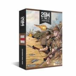 2GM Expansion United Kingdom to complete the basic wargame from Draco Ideas