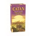 CATAN - MERCHANTS AND BARBARIAN EXP. 5-6 PLAYERS