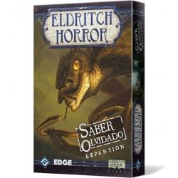 Saber Olvidado es una expansión para el juego de mesa básico Eldritch Horror de Edge