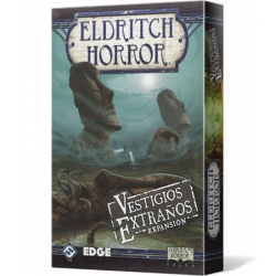 Eldritch Horror - Strange vestiges expansion game core