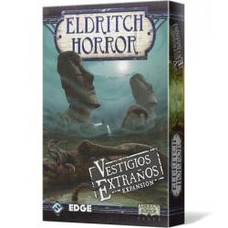 Eldritch Horror - Vestigios extraños expansión juego básico