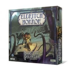 Eldritch Horror - Under the Pyramids expansion game core