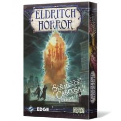 Eldritch Horror - Señales de Carcosa expansión juego básico