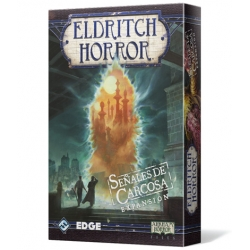 Eldritch Horror - Signs of Carcosa expansion game core
