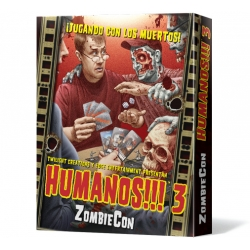 Humans!!! 3: Zombi with third part of the Edge zombie game