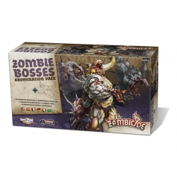 Zombie Bosses - Abomination Pack