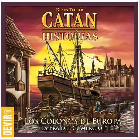 European Settlers of Catan is a version set in Europe