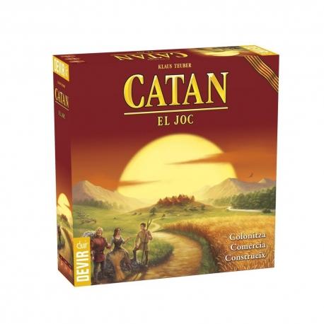 Els Colons de Catan versió en Català